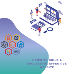 8 Tips to build a successful effective website | Website development Udaipur | midinnings