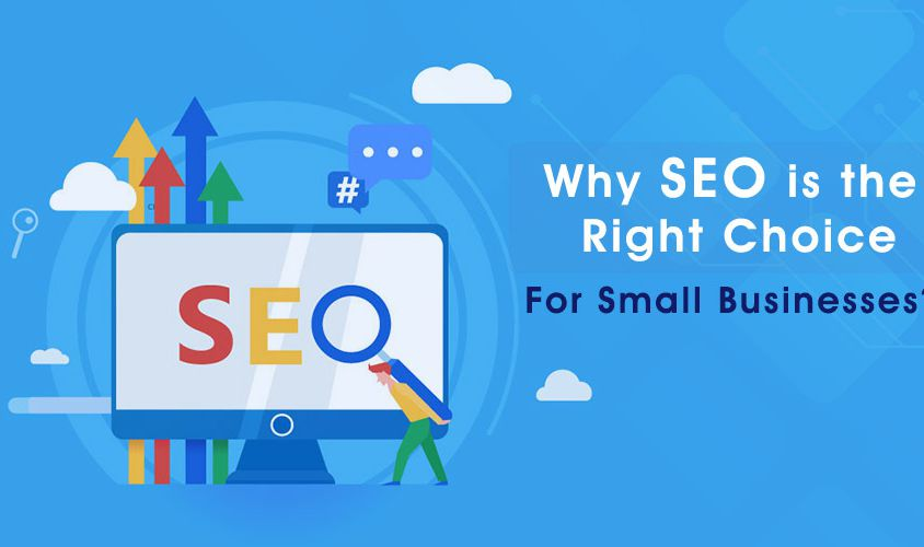 Why SEO Is The Right Choice For Small Businesses? - Midinnings