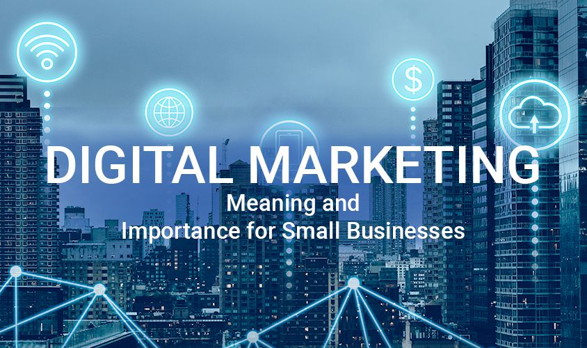 Digital Marketing Importance For Small Businesses - Midinnings